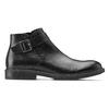 Men's shoes bata, Noir, 824-6603 - 26