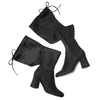 Women's shoes bata, Noir, 799-6661 - 19