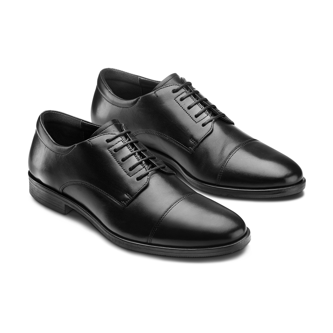Men's shoes bata, Noir, 824-6999 - 16