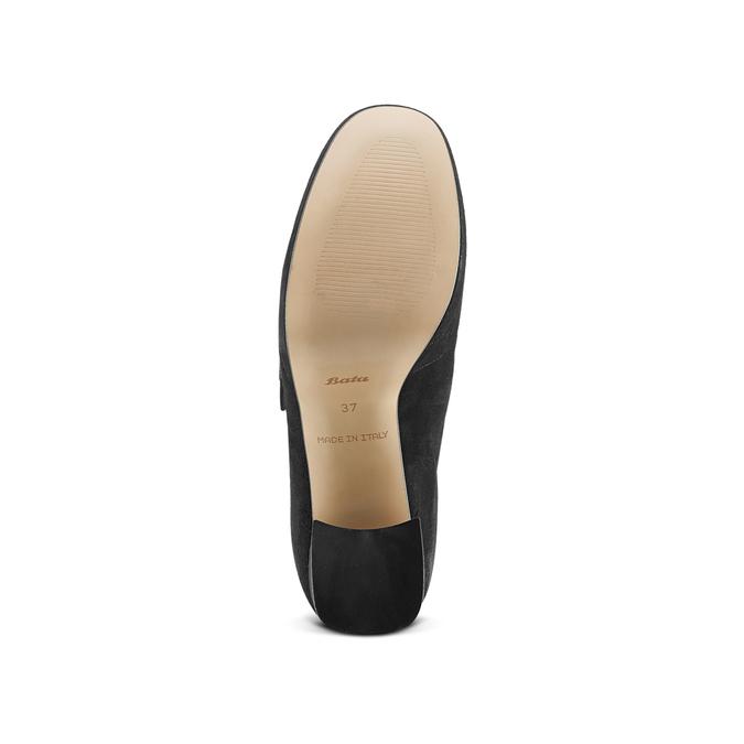 Women's shoes bata, Noir, 723-6984 - 17