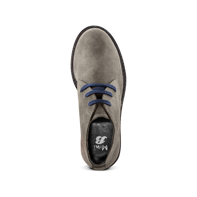 Childrens shoes mini-b, Gris, 313-2278 - 17