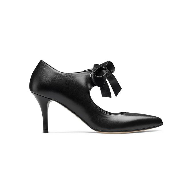 Women's shoes insolia, Noir, 724-6983 - 26