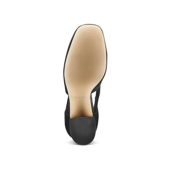 Women's shoes insolia, Noir, 729-6975 - 19