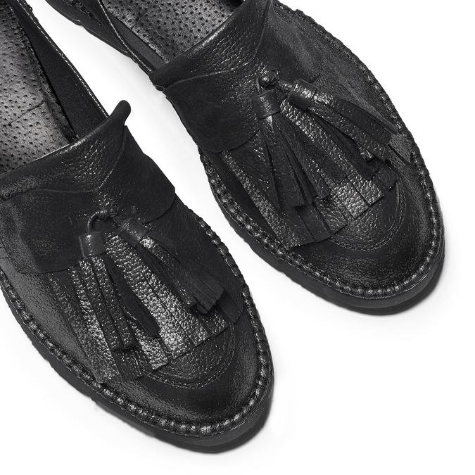 Women's shoes bata, Gris, 514-2416 - 19
