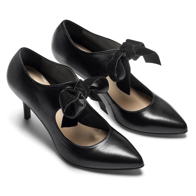 Women's shoes insolia, Noir, 724-6983 - 19