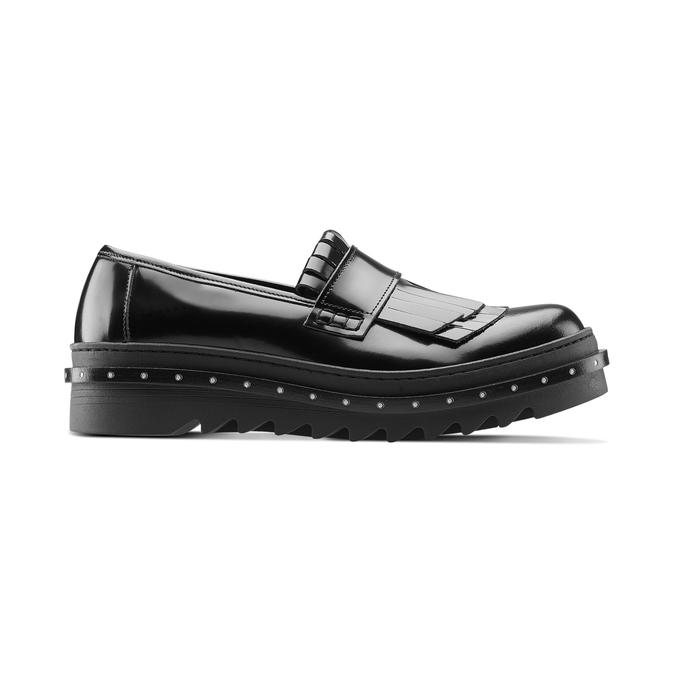 Women's shoes bata, Noir, 514-6398 - 26