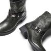 Women's shoes bata, Gris, 694-2420 - 19