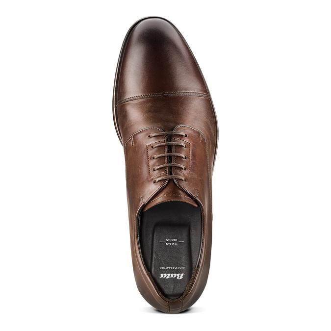 Men's shoes bata, Brun, 824-4999 - 17