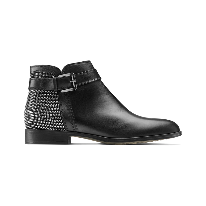 Women's shoes bata, Noir, 594-6299 - 26