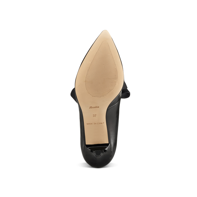 Women's shoes insolia, Noir, 724-6983 - 17