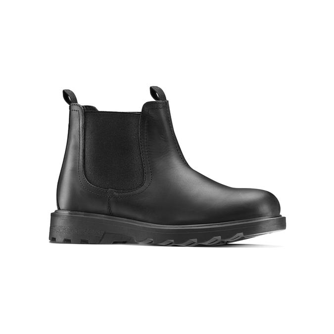 Childrens shoes mini-b, Noir, 396-6422 - 13