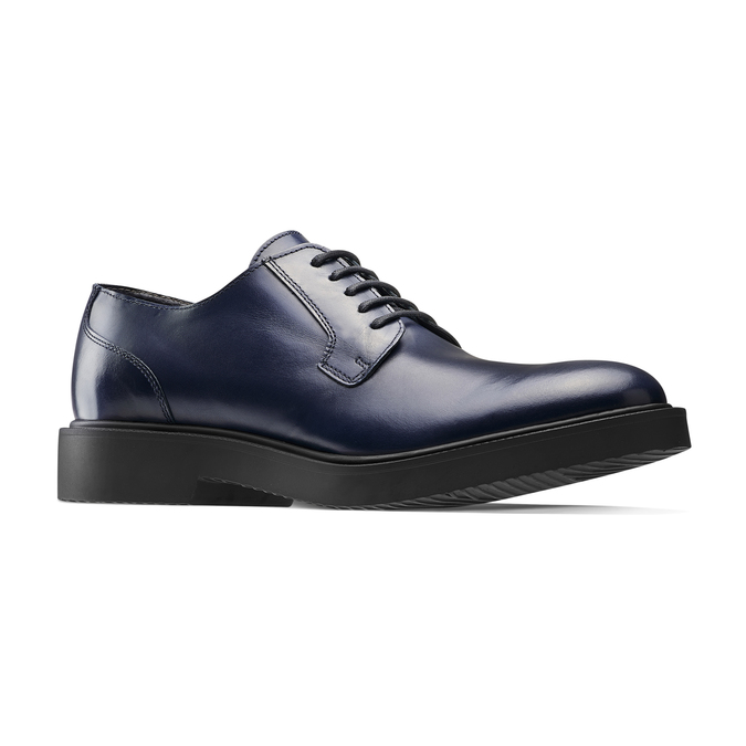 Men's shoes bata, Bleu, 824-9157 - 13