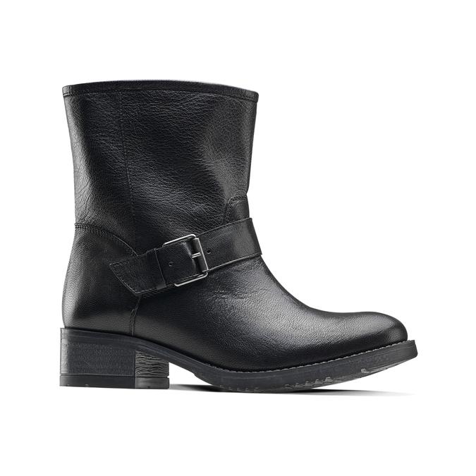 Women's shoes bata, Noir, 694-6420 - 13