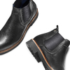Men's shoes bata, Noir, 894-6736 - 26