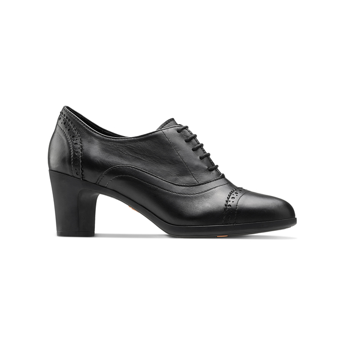 Women's shoes flexible, Noir, 624-6252 - 13