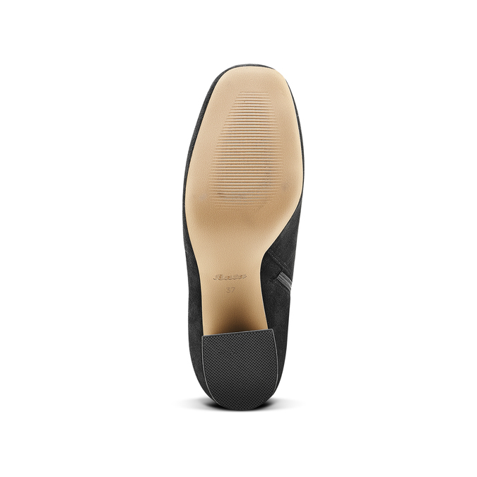 Women's shoes bata, Noir, 799-6661 - 17