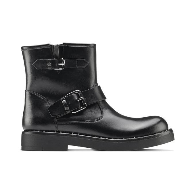 Women's shoes bata, Noir, 591-6143 - 26