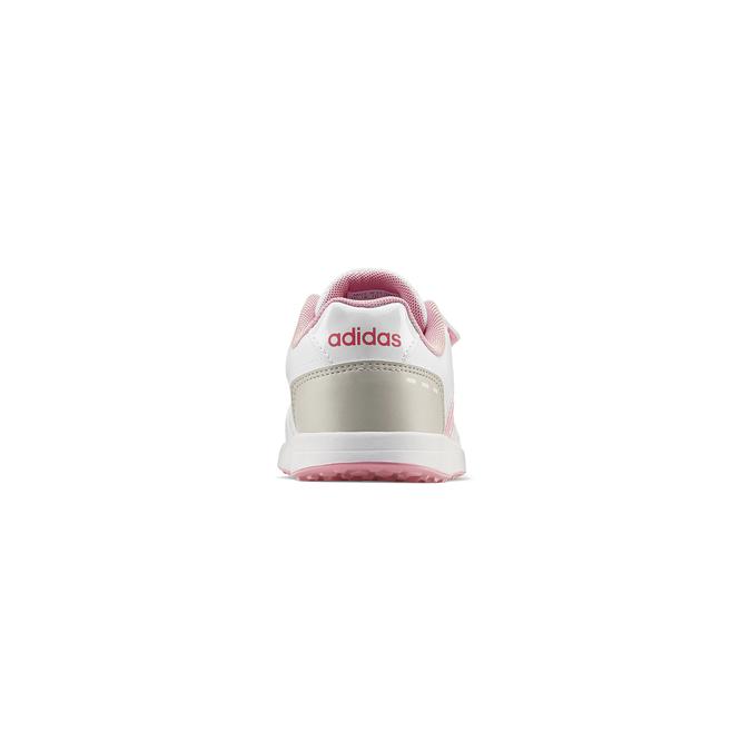 Childrens shoes adidas, Blanc, 309-1189 - 16