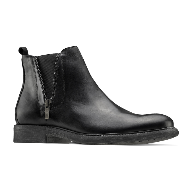 Men's shoes bata, Noir, 894-6739 - 13