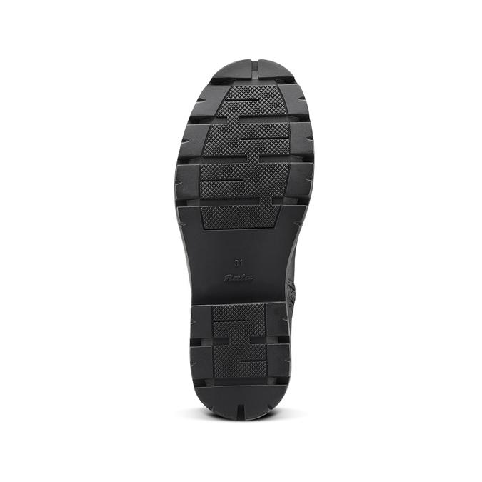 Childrens shoes mini-b, Noir, 391-6408 - 17