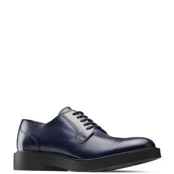 Men's shoes bata, Bleu, 824-9157 - 13