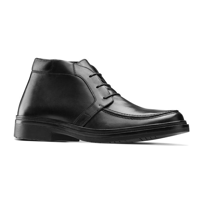 Men's shoes, Noir, 844-6733 - 13