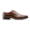 Men's shoes bata-the-shoemaker, Brun, 824-4184 - 26