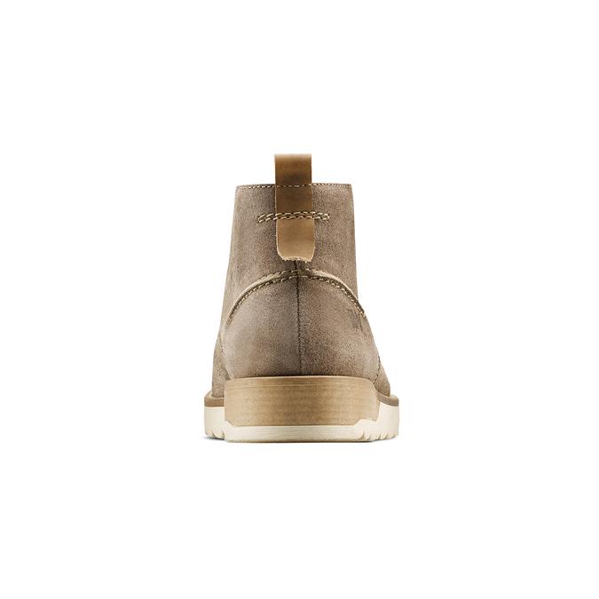 Men's shoes weinbrenner, Brun, 896-3452 - 16