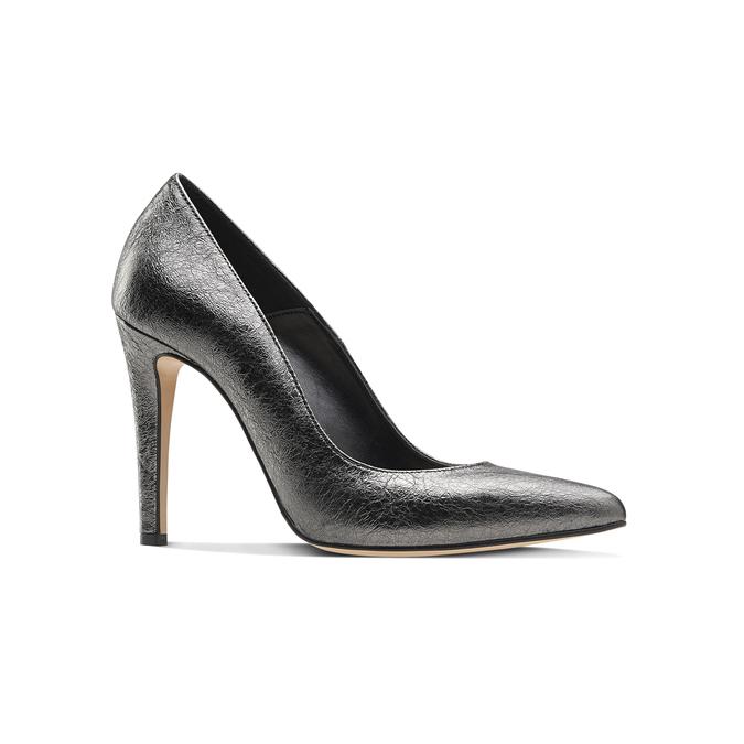 Women's shoes insolia, Gris, 724-2111 - 13