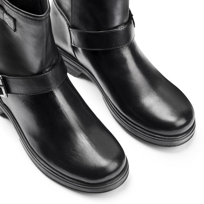 Women's shoes bata, Noir, 594-6277 - 15