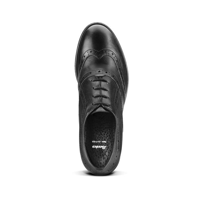 Women's shoes bata, Noir, 524-6653 - 15
