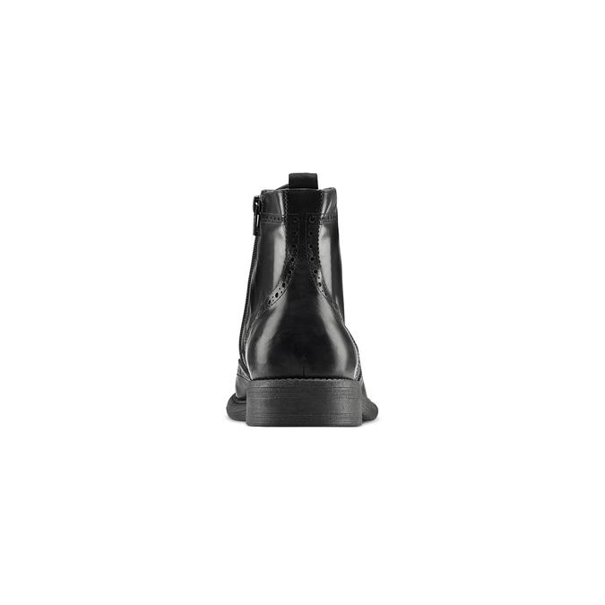 Men's shoes bata, Noir, 894-6725 - 16