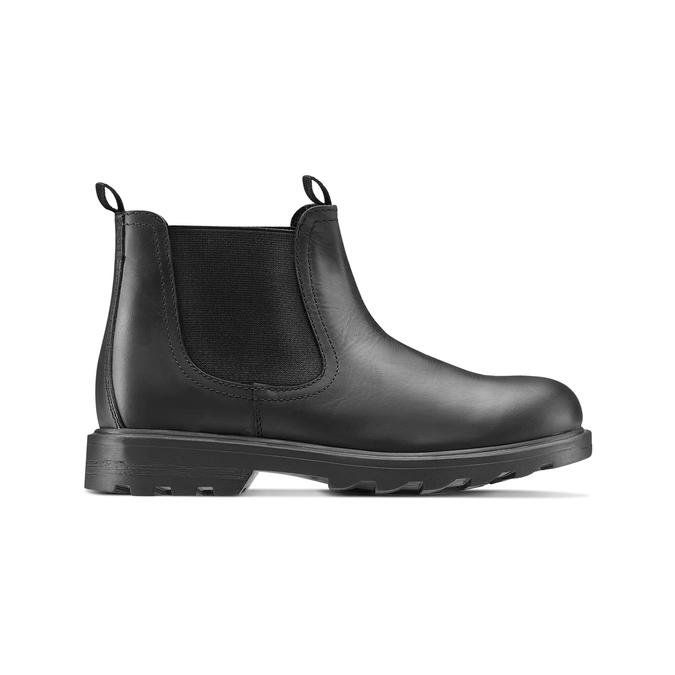 Childrens shoes mini-b, Noir, 396-6422 - 26