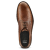 Men's shoes bata, Brun, 824-3997 - 15