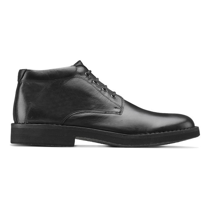 Men's shoes, Noir, 844-6724 - 26