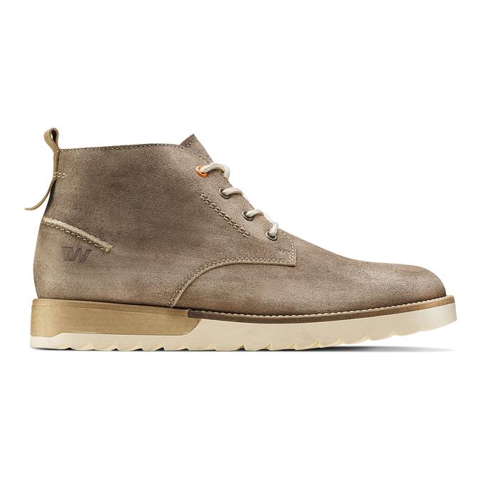 Men's shoes weinbrenner, Brun, 896-3452 - 26