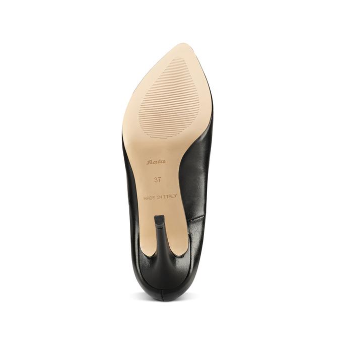 Women's shoes insolia, Noir, 724-6111 - 17