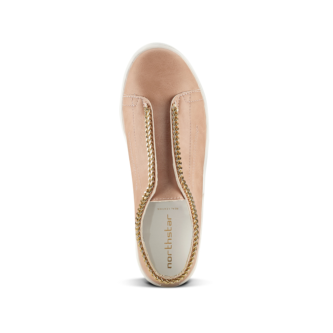 Women's shoes north-star, Rouge, 541-5129 - 15