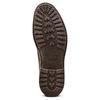 Men's shoes bata, Brun, 894-4736 - 19