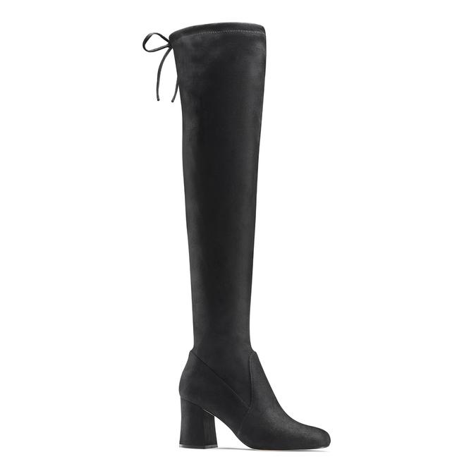 Women's shoes bata, Noir, 799-6661 - 13