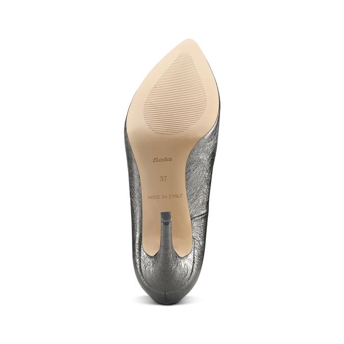 Women's shoes insolia, Gris, 724-2111 - 17
