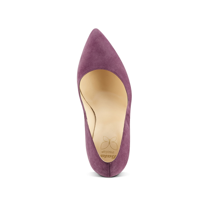 Women's shoes insolia, Rouge, 723-5111 - 15