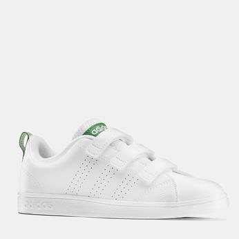 Childrens shoes adidas, Blanc, 301-1168 - 13