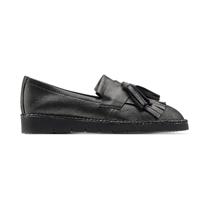 Women's shoes bata, Gris, 514-2416 - 26