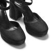 Women's shoes insolia, Noir, 729-6971 - 15