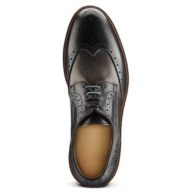 Men's shoes bata-the-shoemaker, Noir, 824-6186 - 15