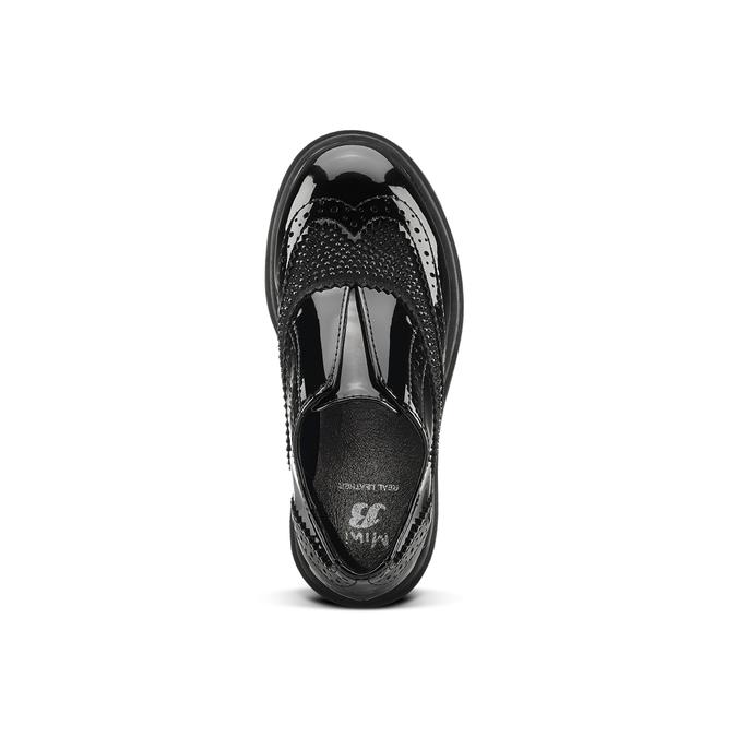 Childrens shoes mini-b, Noir, 221-6201 - 15