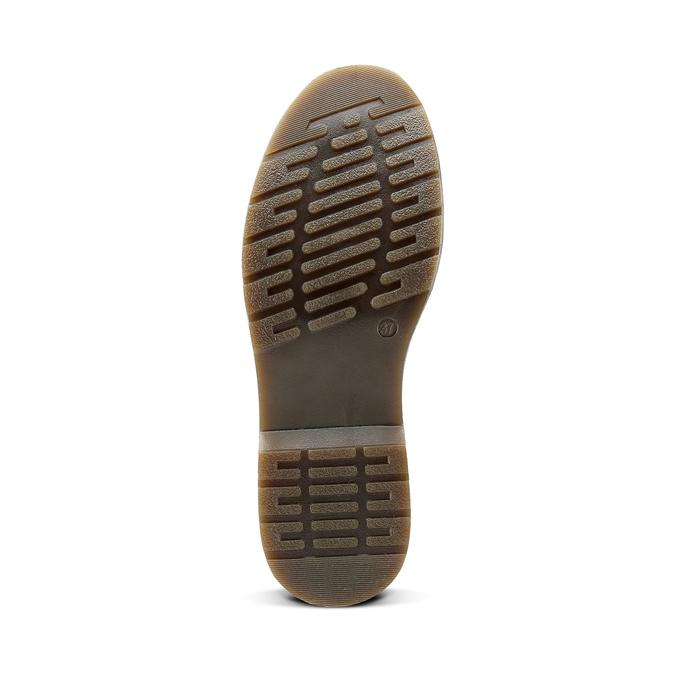 Women's shoes bata, Noir, 521-6667 - 17