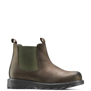 Childrens shoes mini-b, Brun, 396-4422 - 13