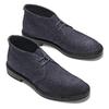 Men's shoes bata, Bleu, 893-9734 - 19